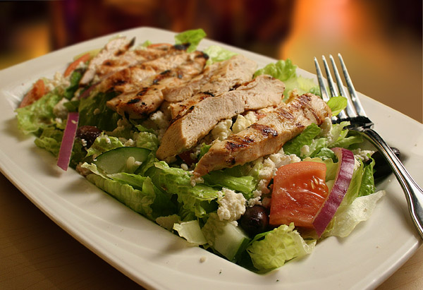 grilledchickensalad