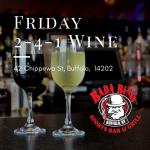 2-4-1 Wine Fridays