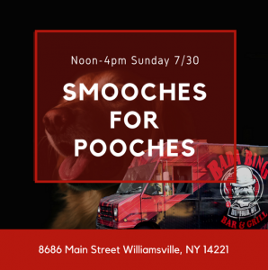 FOOD TRUCK-Smooches for Pooches @ Smooches for Pooches | Buffalo | New York | United States