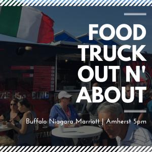 Food Truck Fridays @ Buffalo-Niagara Marriott | Amherst | New York | United States
