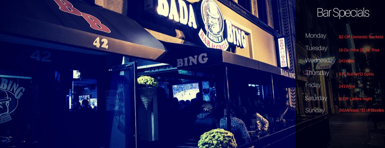 Buffalo Sports Bar