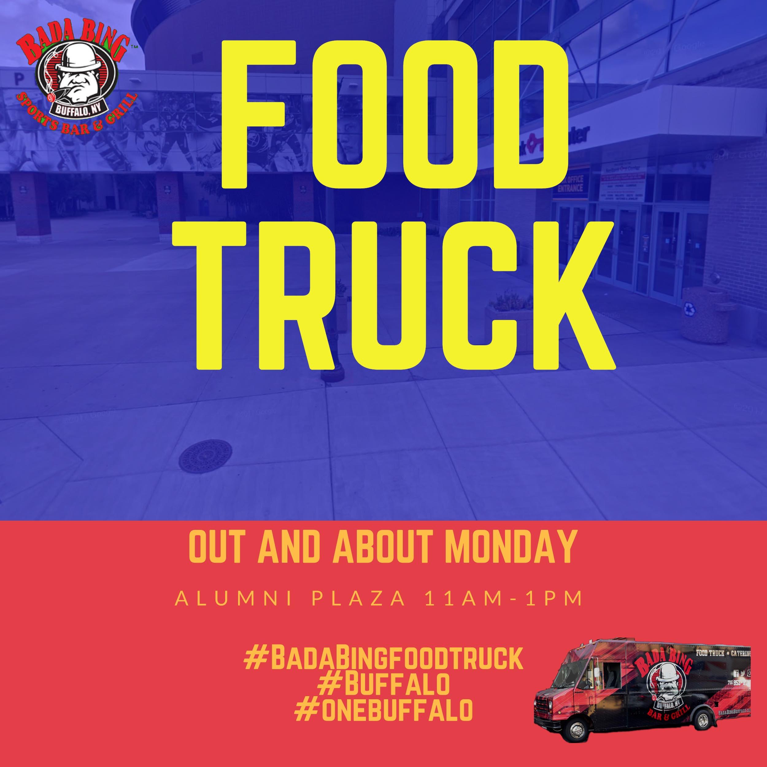 Food Truck Lunch Alumni Plaza at the Key Bank Center @ Key Bank Center | Buffalo | New York | United States