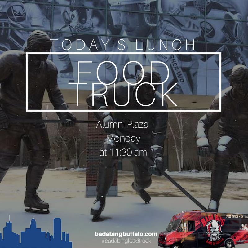 Food Truck Alumni Plaza at Key Bank Center @ Key Bank Center  | Buffalo | New York | United States