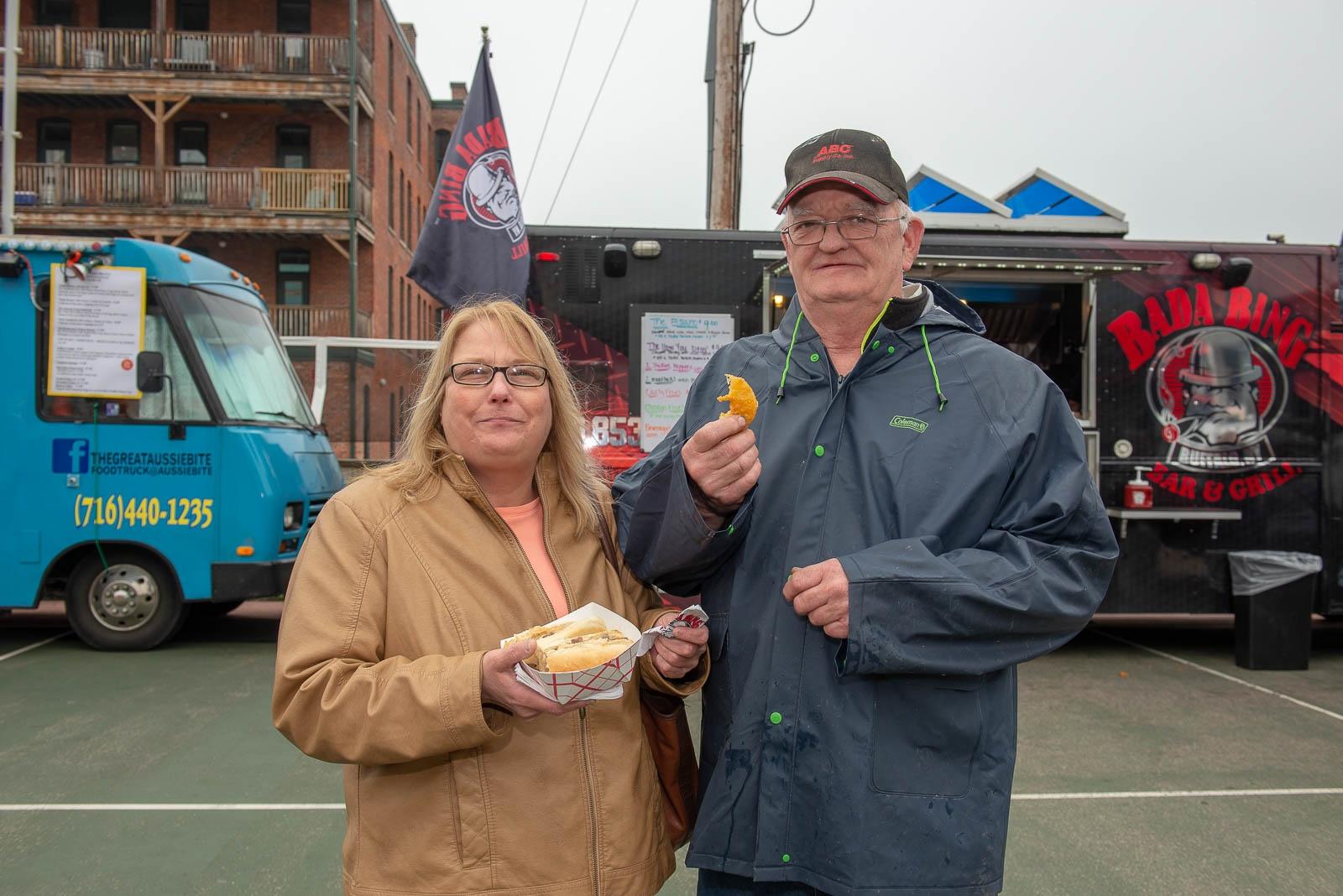 Food Truck Tuesday at Larkin Square @ Larkin Square | Buffalo | New York | United States