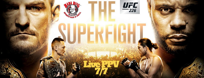 UFC226