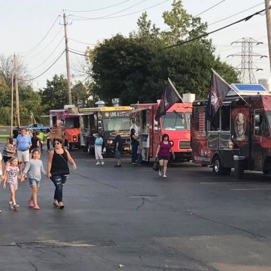 Food Truck Fridays @ Buffalo Niagara Marriott  | Amherst | New York | United States