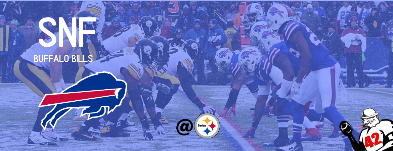 Bills Sunday Night Football